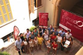 El Ayuntamiento de Palma rinde homenaje a mujeres deportistas y clubes femeninos