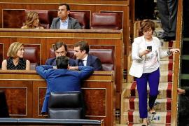 Casado niega a Santamaría su petición de un reparto proporcional en el PP