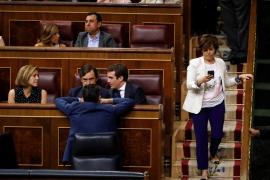 Santamaría rechaza integrarse en la dirección de Casado al ofrecerle sólo dos secretarías de área del PP