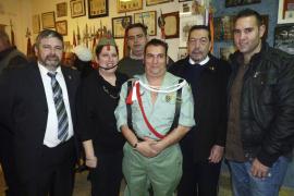 La Hermandad de Antiguos Caballeros Legionarios de Mallorca inaugura nueva sede