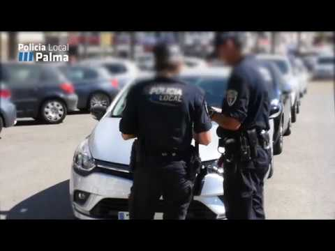 Sancionados 400 coches de rent a car por aparcar en la calle sin estar alquilados