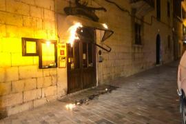Vandalismo en Inca