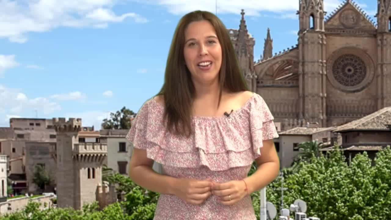 El fin de semana arranca con alerta meteorológica en Mallorca