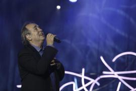 Serrat aplaza al domingo su concierto en Palma