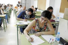 Adjudicadas 212 de las 276 plazas convocadas en las oposiciones docentes para las Pitiusas