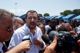 Salvini responde al Consell de Mallorca: «A quién le importa, mis vacaciones las paso en Italia»