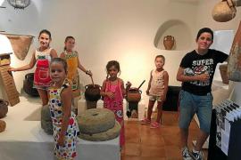 Tradiciones e historia que se aprenden jugando en talleres