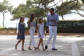 Los Reyes ya están en Mallorca