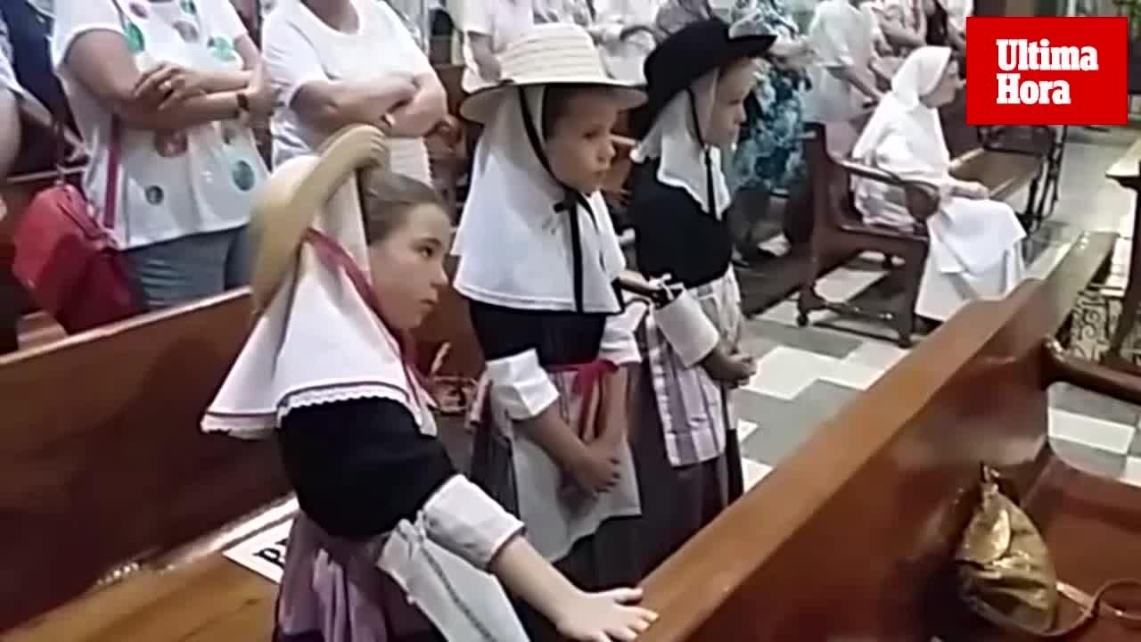 Fiesta en Santa Magdalena