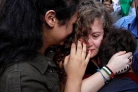 Israel pone en libertad a la adolescente palestina Ahed Tamimi