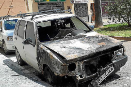 Temor en Inca tras arder otro coche aparcado en la calle