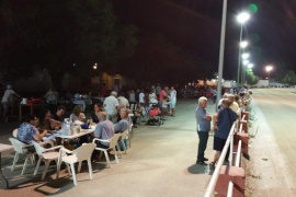 Los aficionados, contra la degradación del hipódromo de Manacor