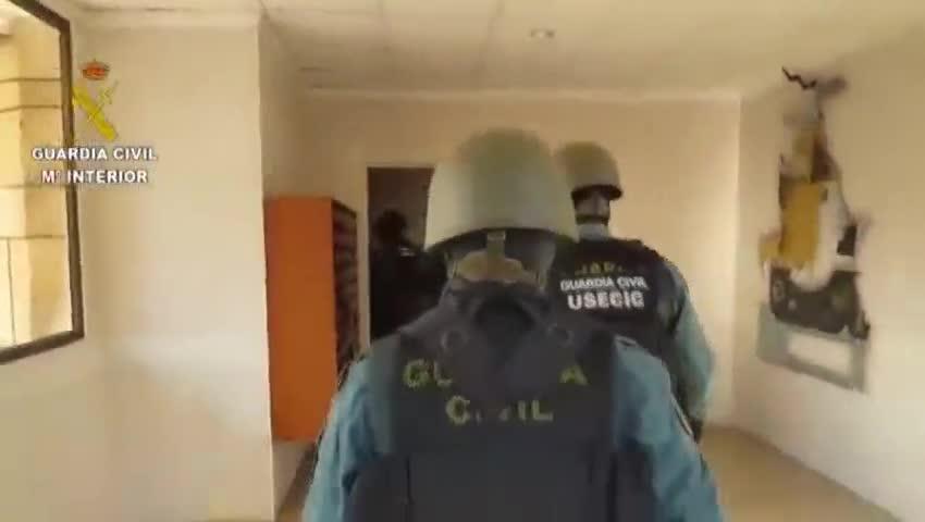 La Guardia Civil detiene a una banda organizada que robaba en domicilios de Mallorca