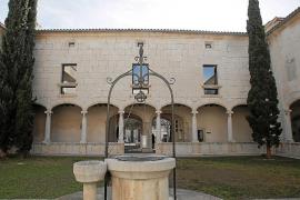 Proyectan acabar la restauración del Claustre, que se empezó en los años 90