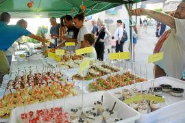 La joia del Pla' saca a la calle todo su potencial gastronómico y artesanal