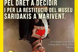 Assemblea Sobiranista prepara una protesta ante la presencia de los Reyes en Mallorca