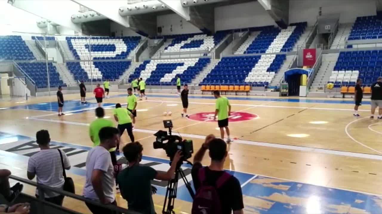 El Palma Futsal arranca la pretemporada