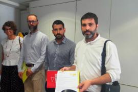 Més per Mallorca y EU piden que se pueda decidir el modelo de Estado