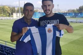 El Espanyol B hace oficial el fichaje de Damià Sabater