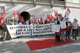 La sociedad civil, contra los recortes