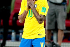Neymar admite que exageró las caídas en Rusia