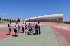 Comienzan las obras de renovación del velódromo y la pista de atletismo de Son Moix