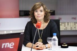 Soraya Sáenz de Santamaría da a luz en Madrid a su primer hijo
