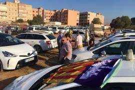 Los taxistas mantienen la huelga pese a la nueva oferta del Gobierno
