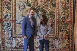 Un referéndum sobre la monarquía y Cataluña planean sobre La Almudaina