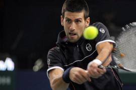 Djokovic, baja por lesión en París