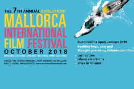 El Evolution! Mallorca International Film Festival regresa a Palma