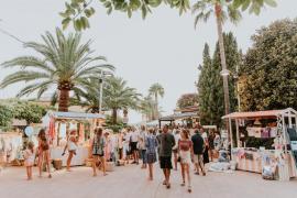The Sunset Market, el mercado más vintage del verano, vuelve a Puerto Portals