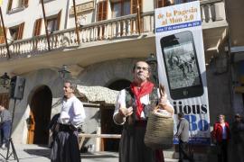 Madò Pereta apadrina el Dijous Bo de este año, marcado por la austeridad