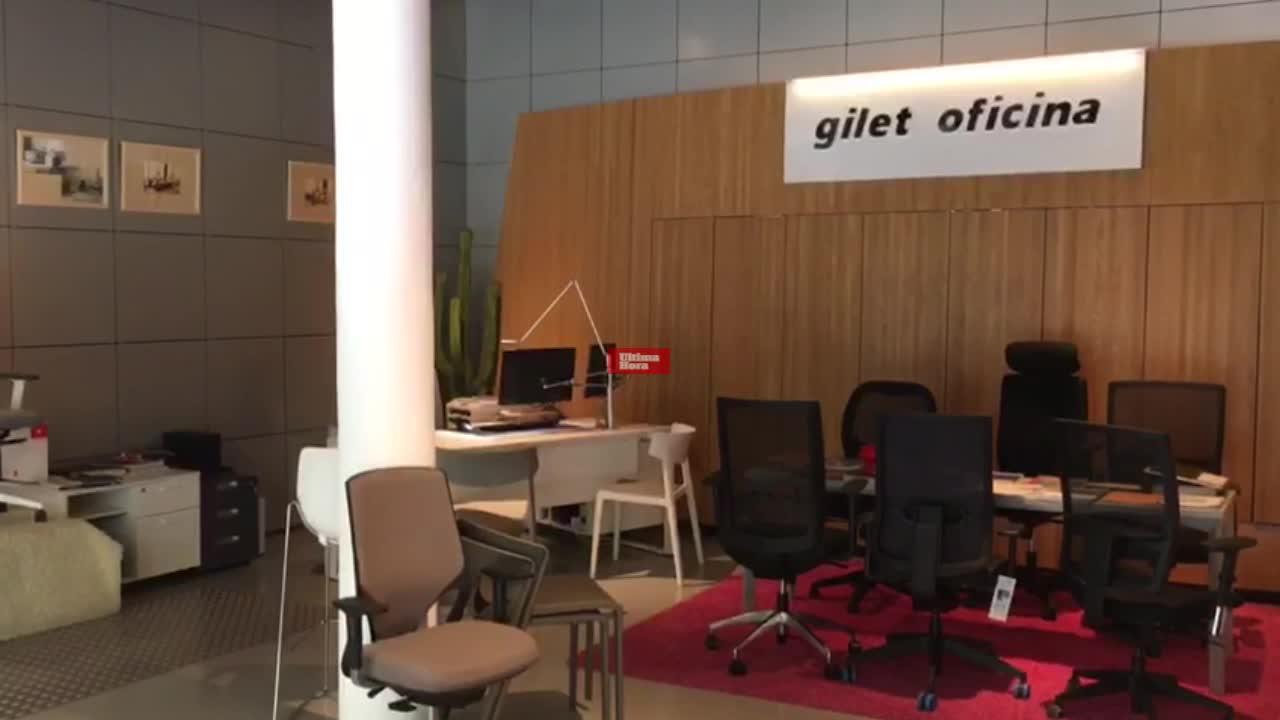 Pepe García-Ruiz, de Gilet Oficina: «Con los productos que tenemos no nos da miedo competir con Ikea»