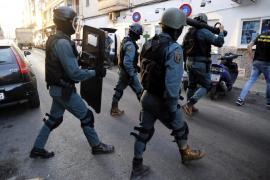 La Guardia Civil se incauta de 20 kilos de cocaína en Palma