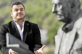 El tenor vetado no demandará al Consell d'Eivissa para evitar que los ibicencos «sufran la mala gestión del PSOE»