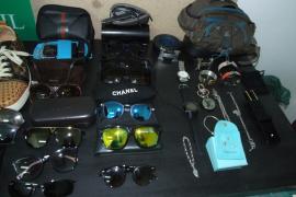 La Guardia Civil expone en Manacor los objetos recuperados a los 'lanzas chilenos'