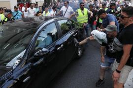 La policía detiene a tres taxistas en Madrid e investiga 60 denuncias por agresiones y coacciones a VTC