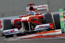 Alonso: «Me quedé con muy buen sabor de boca»