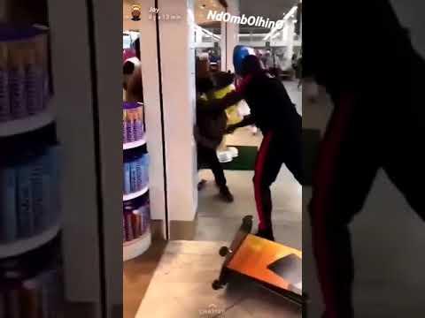 Dos raperos provocan una pelea masiva en el aeropuerto de Orly