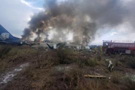 Exteriores confirma que uno de los heridos en el accidente de avión en México es español