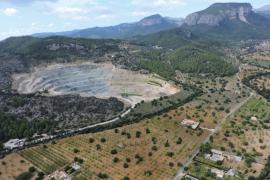 La cementera de Lloseta solicita extraer un millón de toneladas al año de Can Negret