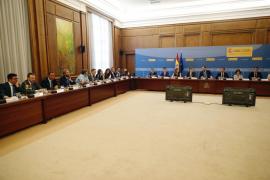 Las Comunidades, recelosas a la transferencia de competencias en VTC