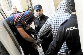 Prisión para cuatro de los detenidos por asaltar la finca Sarrià, en Establiments