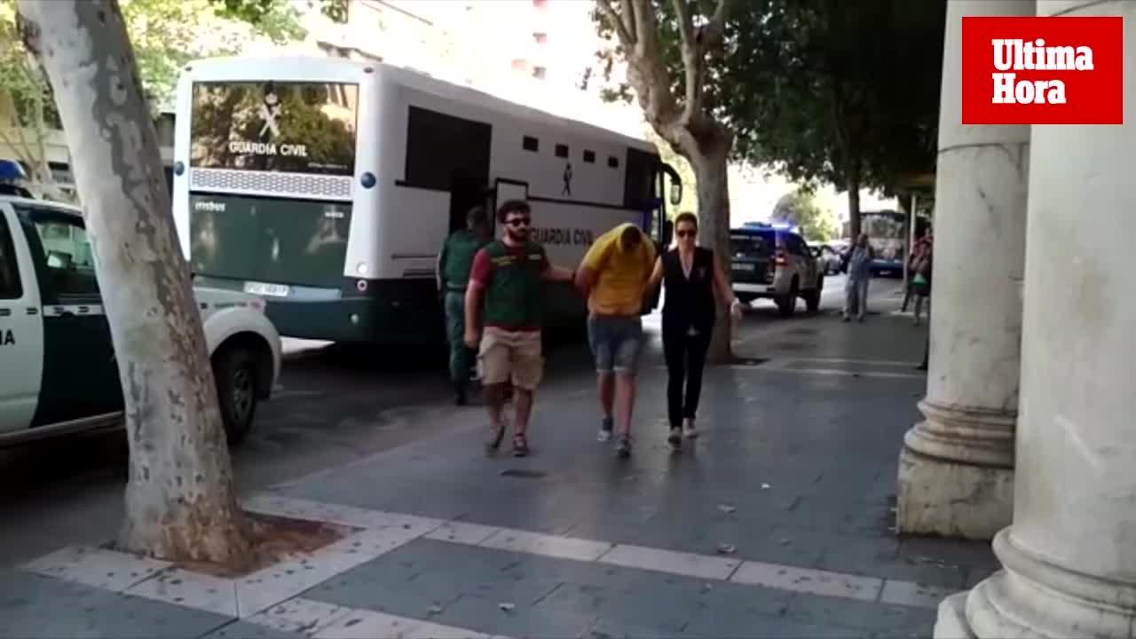La Guardia Civil localiza 15 kilos de hachís y 450.000 euros en un trastero de Portopí