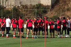 El Mallorca arranca su concentración en Marbella midiéndose con el Balompédica Linense