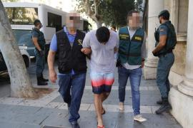 El juez envía a prisión a toda la banda de narcos de la 'operación Titanum'