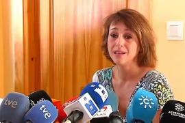 Entregan a Justicia 258.000 firmas pidiendo el indulto de Juana Rivas