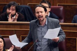 Pablo Iglesias prepara la exigencia de un referéndum monarquía-república a partir de otoño, según podemitas mallorquines