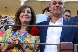 El juez deja en libertad al marido de Ana Rosa Quintana